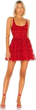 Chase Mini Dress in Red. - size M (also in XL)