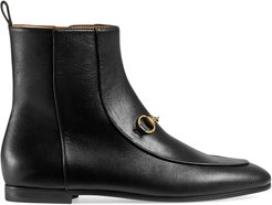 Jordaan leather ankle boot