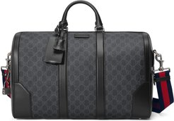 GG Black carry-on duffle
