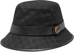 GG canvas bucket hat with Double G