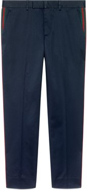 Cotton '60s pant with Web