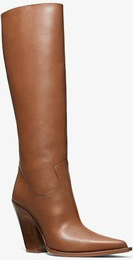 Gwen Leather Boot