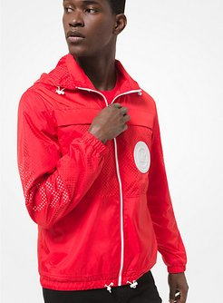 Packable Woven Hooded Jacket