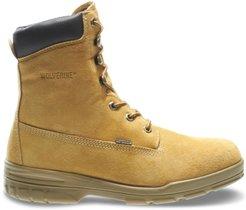 """Trappeur Insulated 8"""" Work boot Gold, Size 10.5 Medium Width"""
