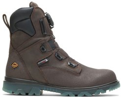 "I-90 EPX® BOA® 8"" CarbonMAX Boot Coffee Bean, Size 7 Medium Width"