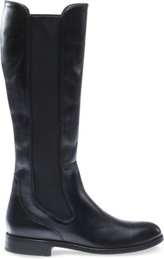 Darcy Black Leather, Size 6.5