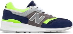 Made in US 997 Men's Footwear Shoes - Blue/Green (M997LBL)