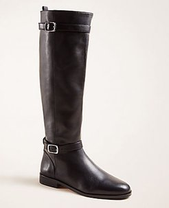 Adalie Extended Calf Leather Boots