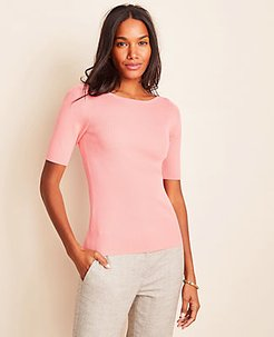 Boatneck Perfect Pullover