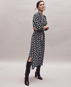 Petite Horse Belted Dress