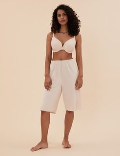 Marks & Spencer Culottes with Cool Comfort™ Technology - Opaline - US 4 (UK 8)