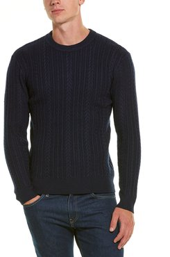 Slate & Stone Cable-Knit Wool-Blend Sweater