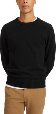 Everlane The ReCashmere Crew Cashmere & Wool-Blend Sweater