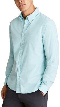 Brooks Brothers Garment-Dyed Broadcloth Sport Shirt