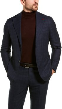ISAIA 2pc Musa Wool Suit