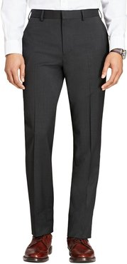 Brooks Brothers Wool Twill Suit Trouser