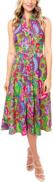 Julie Brown Midi Dress