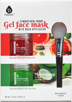 Pursonic 15-Minute Facial Therapy Gel Face Mask