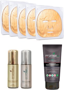Promise Stem Cell & Multi-Vitamin Facial Experience Collection