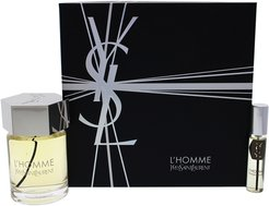 Saint Laurent Men's 2pc LHomme Fragrance Set