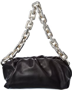 Bottega Veneta The Chain Leather Shoulder Bag