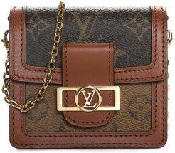 Louis Vuitton Monogram Canvas Dauphine BB, Never Carried