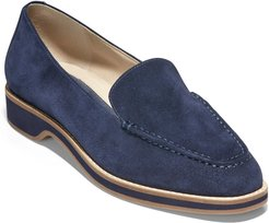 Cole Haan The Go-To Suede Loafer