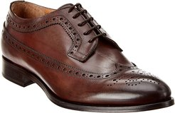 L'Unica Cosa Wingtip Leather Derby