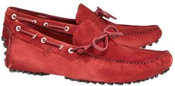 Brooks Brothers Suede Driving Moc