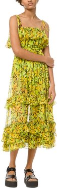 Michael Kors Collection Silk Dress