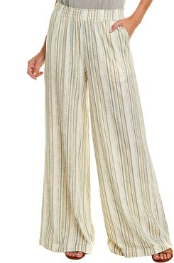 Grey State Cleo Linen-Blend Pant