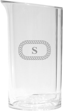 Oval Rope Acrylic Personalized Wine Cooler