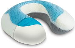 Rio Cooling Gel Pad Memory Foam U-shaped Neck Support Pillow