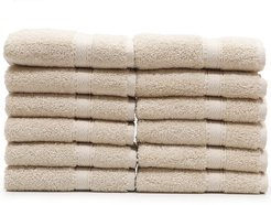 Linum Home Textiles Set of 12 Sinemis Terry Washcloths