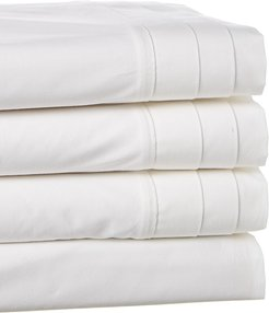 Luxury Hotel Collection Triple Pleat Sheet Set