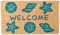 Entryways Sea Shells Doormat