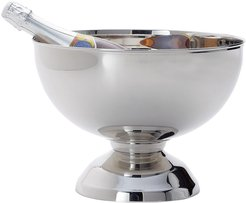 Torre & Tagus Landon Stainless Steel Punch Bowl Wine Chiller