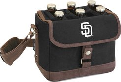 Legacy Beer Caddy' Cooler Tote with Opener with San Diego Padres Digital Print