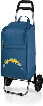 Oniva Rolling Cart Cooler- Los Angeles Chargers