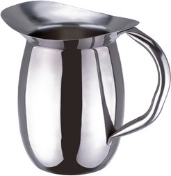 Old Dutch 2qt Gunmetal Water Pitcher
