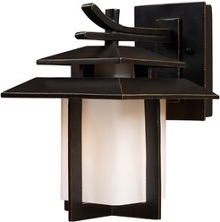 1-Light Kanso Outdoor Sconce