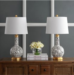 Safavieh Bodie Set of 2 Table Lamps