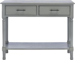 Safavieh Couture Ryder 2Drw Console Table