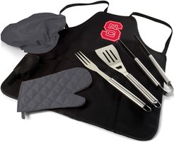 NC State Wolfpack BBQ Apron Tote Pro