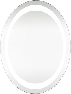 Artistic Home & Lighting Oval Led Mirror