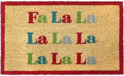 RugSmith Fa La La Indoor/Outdoor Rug