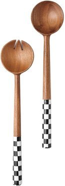Tiramisu Meena Wooden Salad Set