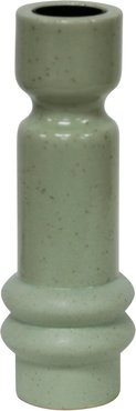 Light Green Candle Holder