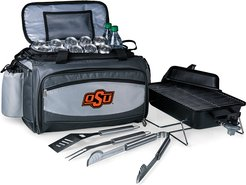Oklahoma State Cowboys Vulcan Portable BBQ and Cooler Tote