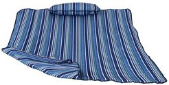 Sunnydaze Cotton Quilted Hammock Pad and Pillow